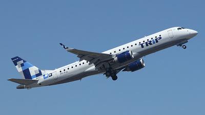 PP-PJL - Embraer 190-100LR - TRIP Linhas Aéreas