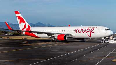 C-FMLV - Boeing 767-316(ER) - Air Canada Rouge