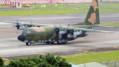 1320 - Lockheed C-130H Hercules - Taiwan - Air Force
