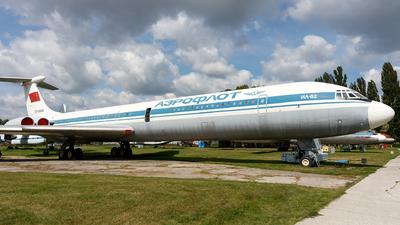 CCCP-86696 - Ilyushin IL-62 - Aeroflot