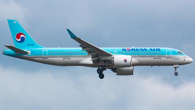 HL8091 - Airbus A220-300 - Korean Air