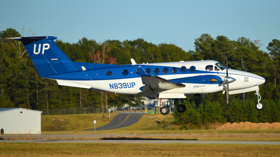 N839UP - Beechcraft B300 King Air 350i - Wheels Up