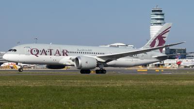 A7-BCN - Boeing 787-8 Dreamliner - Qatar Airways