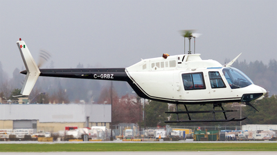 C-GRBZ - Bell 206B JetRanger - Private