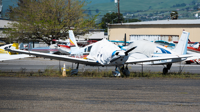 N33673 - Piper PA-28-151 Cherokee Warrior - Private