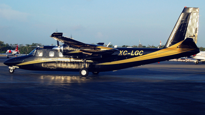 XC-LGC - Rockwell 695A Jetprop 1000 - Mexico - Yucatan State Government