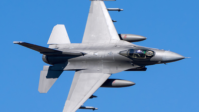 88-0507 - Lockheed Martin F-16C Fighting Falcon - United States - US Air Force (USAF)