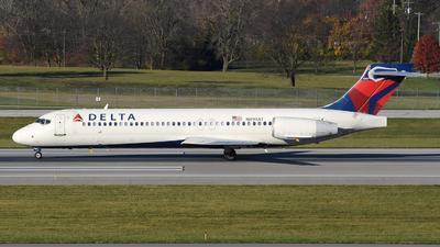 N891AT - Boeing 717-2BD - Delta Air Lines