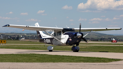 C-GSVV - Cessna T206H Turbo Stationair HD - Private