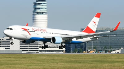 OE-LAW - Boeing 767-3Z9(ER) - Austrian Airlines (Tyrolean Airways)