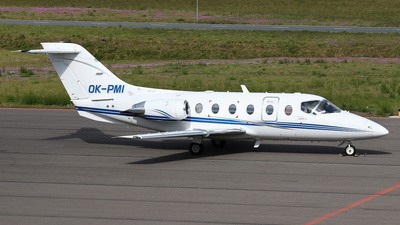 OK-PMI - Beechcraft 400A Beechjet - Queen Air