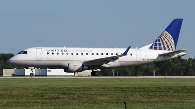 A picture of N861RW - Embraer E170SE - United Airlines - © DJ Reed - OPShots Photo Team