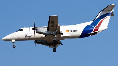 A picture of ECHTS - Embraer EMB120FC Brasilia - Swiftair - © Grzesiek Krupa