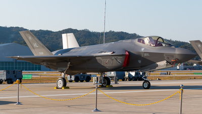 14-5106 - Lockheed Martin F-35A Lightning II - United States - US Air Force (USAF)