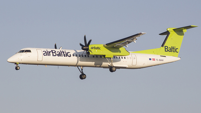 A picture of YLBAH - De Havilland Canada Dash 8400 - [4296] - © Renatas Repčinskas