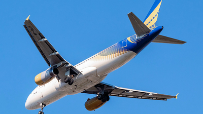 AP-BLH - Airbus A320-232 - Shaheen Air International