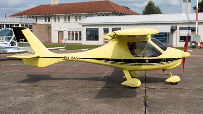 A picture of PH3A5 - Flight Design CTLS - [97110315] - © Kas van Zonneveld