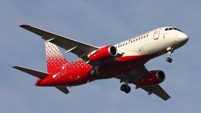 89173 - Sukhoi Superjet 100-95B - Rossiya Airlines