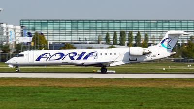 A picture of S5AAW - Mitsubishi CRJ701 - [10008] - © Jan Eisenkolb