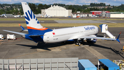A picture of TCSOK - Boeing 737 MAX 8 - SunExpress - © Huy Do