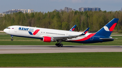 A picture of VPBUX - Boeing 7673Y0(ER) - Azur Air - © Alexandr Shatsky