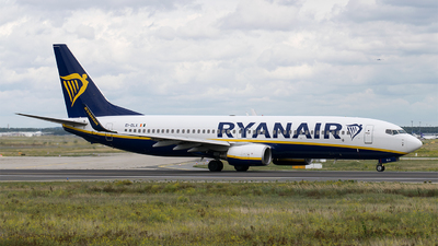 EI-DLX - Boeing 737-8AS - Ryanair