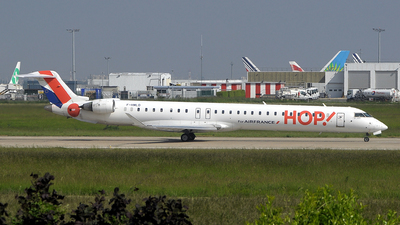 F-HMLD - Bombardier CRJ-1000 - HOP! for Air France