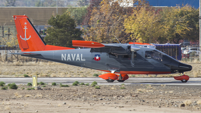327 - Vulcanair P-68 Observer 2 - Chile - Navy