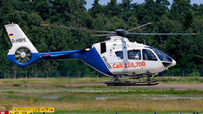 D-HBPE - Eurocopter EC 135P2+ - Germany - Police