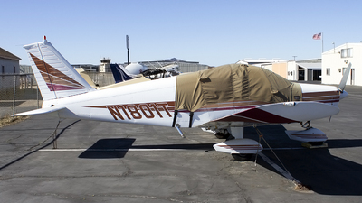 A picture of N1801T - Piper PA28140 - [287125153] - © Jeremy D. Dando