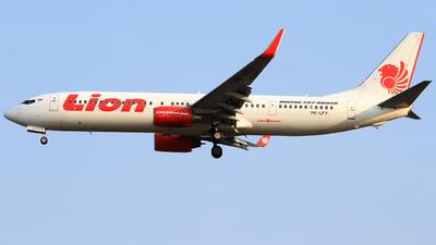 PK-LFY - Boeing 737-9GPER - Lion Air