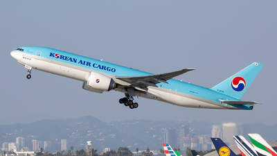 HL8005 - Boeing 777-FB5 - Korean Air Cargo
