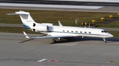 N587G - Gulfstream G550 - Private