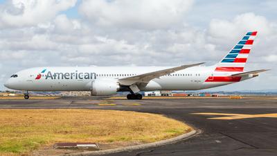 A picture of N832AA - Boeing 7879 Dreamliner - American Airlines - © Brock L