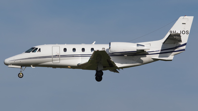 9H-JOS - Cessna 560XL Citation XLS+ - Luxwing