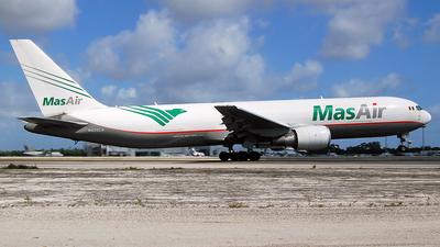N420LA - Boeing 767-316F(ER) - Mas Air