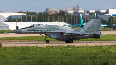 RF-92310 - Mikoyan-Gurevich MiG-29SMT Fulcrum C - Russia - Air Force