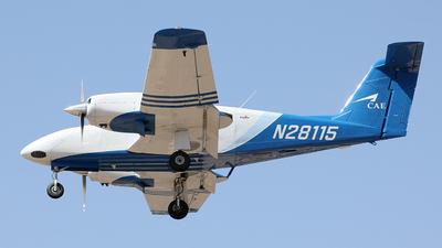 A picture of N28115 - Piper PA44180 Seminole - [4496515] - © Jeremy D. Dando