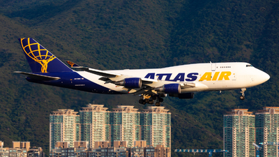 A picture of N472MC - Boeing 74745E(BDSF) - Atlas Air - © Colin Law