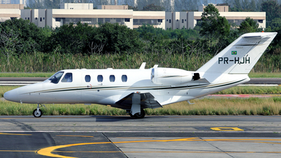 PR-HJH - Cessna 525 CitationJet 1 - Private