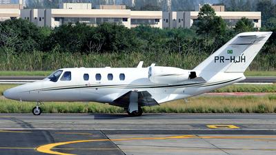 A picture of PRHJH - Cessna 525 CitationJet CJ1 - [5250415] - © Allan Martins Antunes