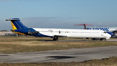 N809TR - McDonnell Douglas MD-83 - Untitled