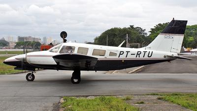 PT-RTU - Embraer EMB-810D Seneca III - Private