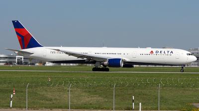 N835MH - Boeing 767-432(ER) - Delta Air Lines