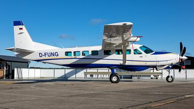 D-FUNG - Cessna 208B Grand Caravan EX - IAS Itzehoer Airservice
