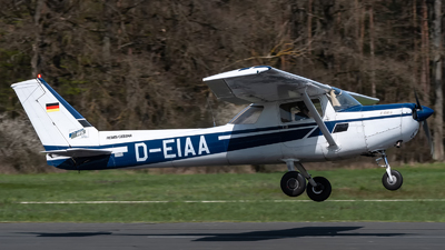 D-EIAA - Reims-Cessna F152 II - Private