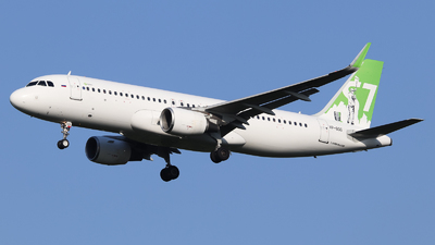 A picture of VPBOG - Airbus A320214 - S7 Airlines - © Vitaly Revyakin