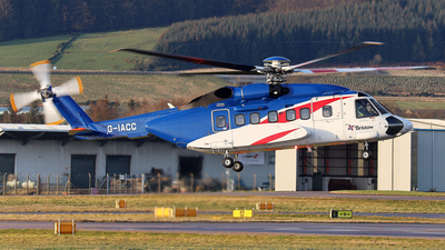 A picture of GIACC - Sikorsky S92A Helibus - Bristow Helicopters - © R.Rimestad