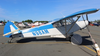 N98AM - Piper PA-18-150 Super Cub - Private