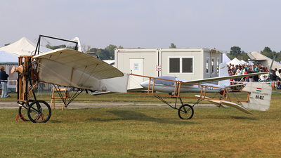 HA-BLE - Bleriot XI - Private
